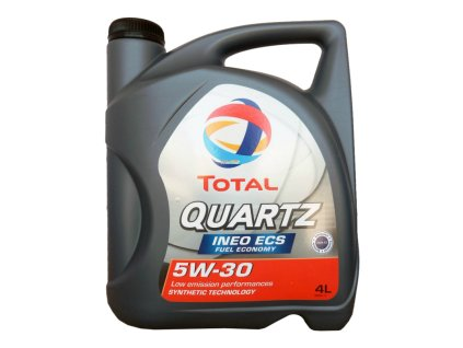 3785 total quartz ineo ecs 5w 30 4l