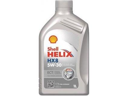 3845 shell helix hx8 ect 5w 30 1l