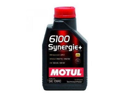 3992 1 motul 6100 synergie 10w 40 1l