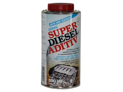 4451 vif super diesel aditiv zimny 500ml