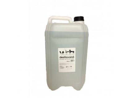 destilovana voda 25l