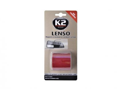 K2 Auto Lens Repair - červená
