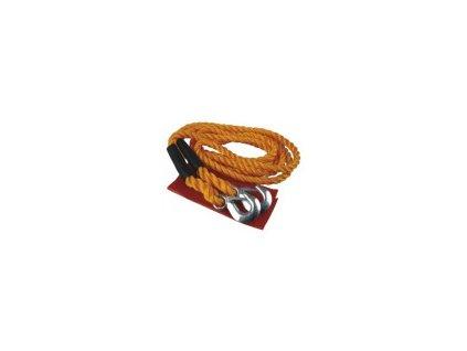 Ťažné lano s karabínou 4000kg - 4m
