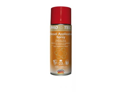 5009 pro tec diesel applicator spray 400ml