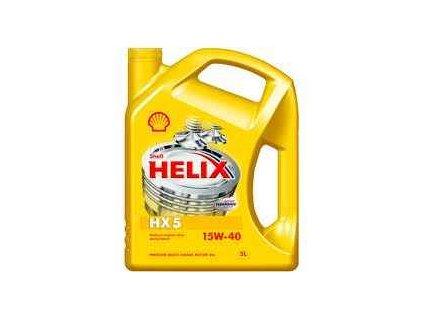 503 shell helix hx5 15w 40 4 l