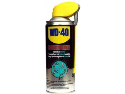 WD-40 Specialist - vysoko účinná biela líthiová vazelina 400ml
