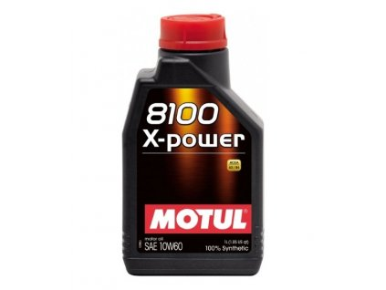 51407 1 motul 10w60 8100 x power 1l