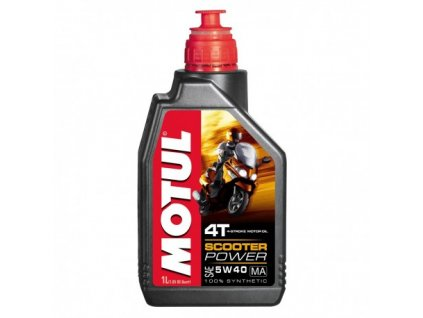 51422 1 motul 4t 5w40 scooter power 1l