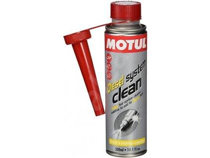 MOTUL DIESEL SYSTEM CLEAN 300ml