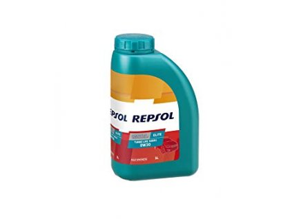 REPSOL 0W 30 ELITE TURBO LIFE 506.01 1L