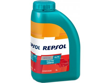 REPSOL 10W 40 ELITE INJECTION 1L