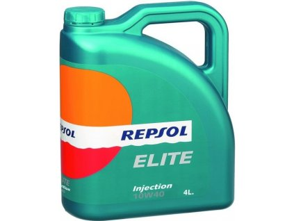 REPSOL 10W 40 ELITE INJECTION 4L