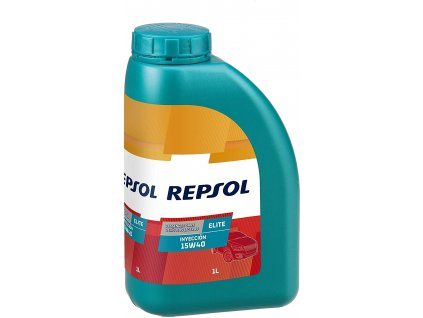 REPSOL 15W 40 ELITE INYECCION 1L