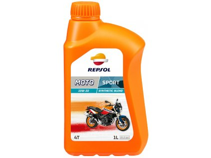 REPSOL 4T 10W30 MOTO SPORT 1L