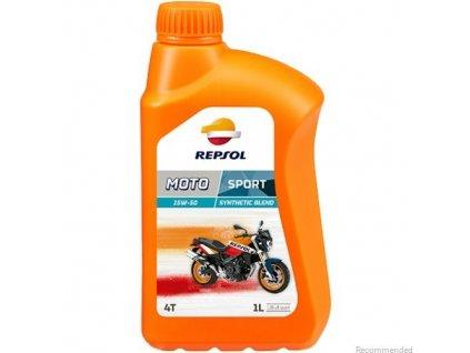 REPSOL 4T 15W 50 MOTO SPORT 1L