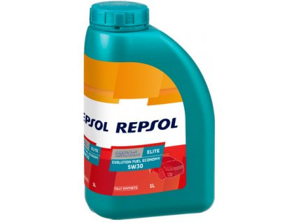 REPSOL 5W 30 ELITE EVOLUTION F ECONOMY 1L