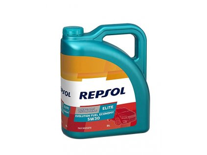REPSOL 5W 30 ELITE EVOLUTION F ECONOMY 5L
