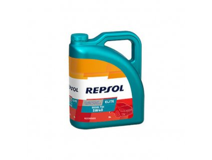REPSOL 5W 40 ELITE 505.01 TDI 5L
