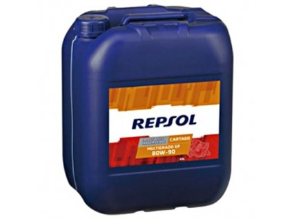 REPSOL 80W 90 CARTAGO EP MULTIGRADO 20L