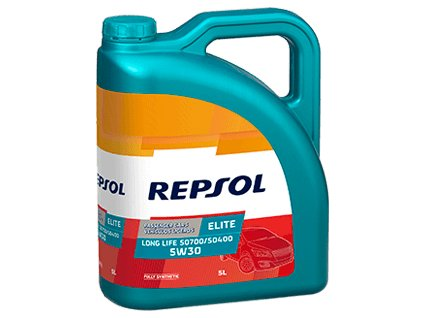 Repsol Elite Long Life 5W 30 504 507 4L 1