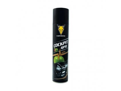 5216 coyote cockpit spray jablko 400ml
