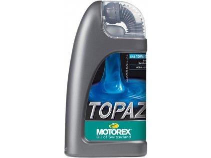 MOTOREX 10W40 TOPAZ 1L