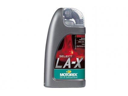MOTOREX 5W30 SELECT LA X 1L