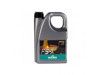 MOTOREX 10W60 XPERIENCE FS X 4L
