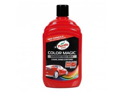 5327 turtle wax color magic plus cervena 500ml