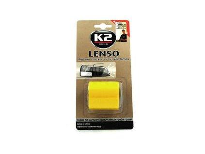 K2 Auto Lens Repair - oranžová