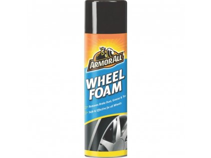 5474 armor all wheel foam penovy cistic diskov 500ml