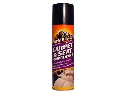 5480 armor all carpet seat foaming cleaner 500ml