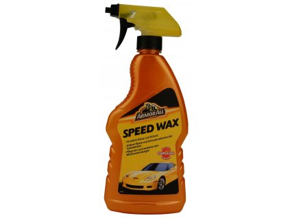 5501 armor all speed wax spray 500ml