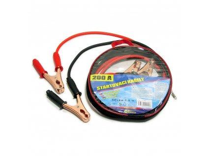 01112 startovacie kable 200A med obal