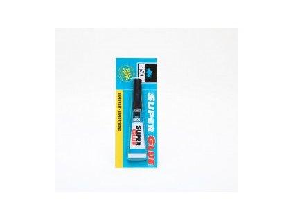 BISON Super Glue - sekundové lepidlo 2g