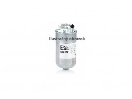 61139 palivovy filter mann