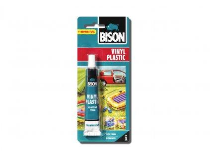 BISON Vinyl Plastic - lepidlo na mäkké PVC 25ml