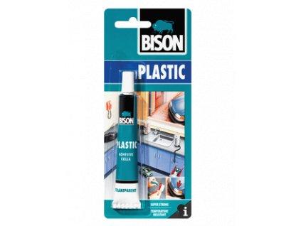 BISON Plastic - lepidlo na tvrdé PVC 25ml