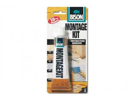 BISON Montage Kit - montážne lepidlo 125g