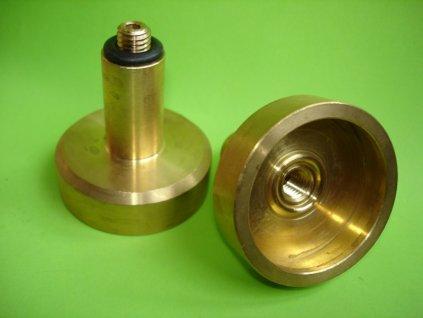 Nástavec na plniace hrdlo LPG krátky M10 dl. 60mm