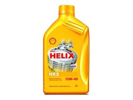 62 shell helix hx5 15w 40 1 l