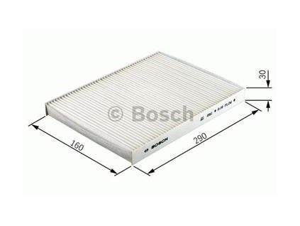 Kabínový filter BOSCH 1 987 432 003