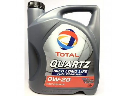 TOTAL QUARTZ INEO LL 0W 20 5L