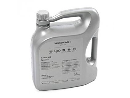 original vw 5w40 benzin G052502M4 5L
