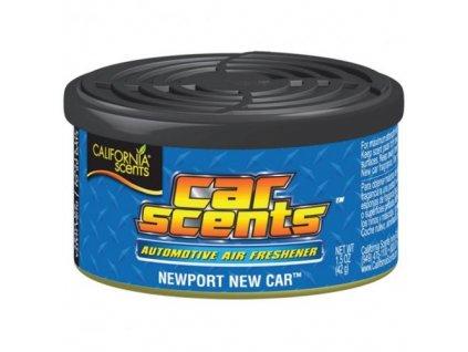 california scents car new car