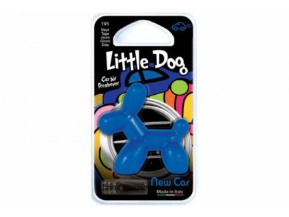 little dog 3d new car