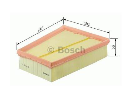 Vzduchový filter BOSCH F 026 400 138