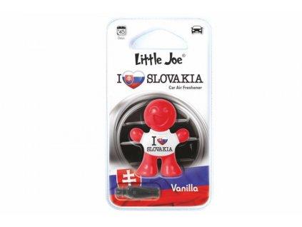 little joe 3d vanilla i love you slovakia