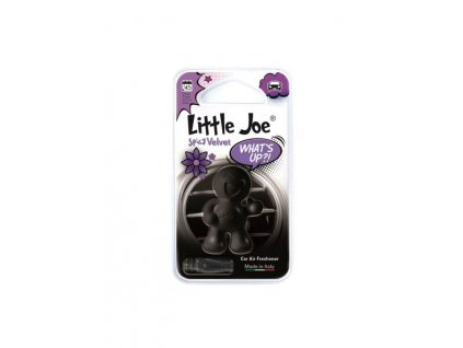 little joe ok what s up spicy velvet