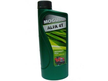 mogul alfa 4t zahradna technika olej